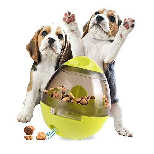 Apxakaly Futterball, Futterspender für Hunde und Katzen, lustige und interaktive Leckereien,...