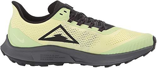 Nike Wmns Air Zoom Pegasus 36 Trail, Zapatillas de Atletismo para Mujer, Multicolor (Luminous Green/Burgundy Ash/Black 300), 39 EU