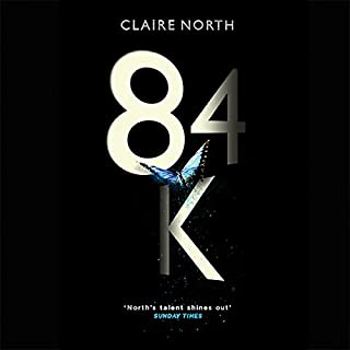 84K audiobook cover art