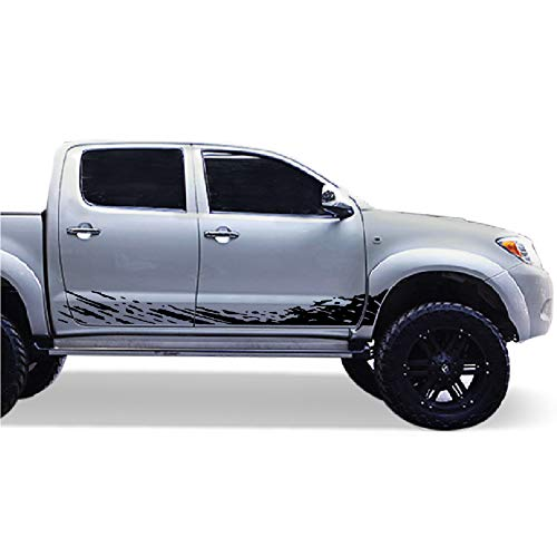 toyota hilux stickers - 9