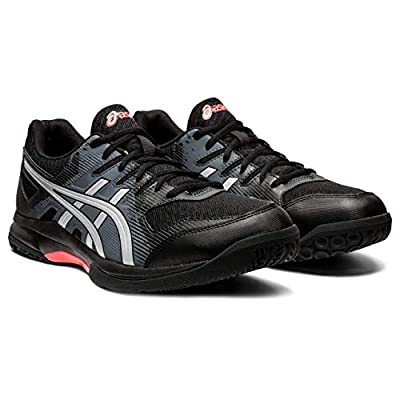 ASICS Gel-Rocket 9 Black/Sunrise Red 6 D (M)