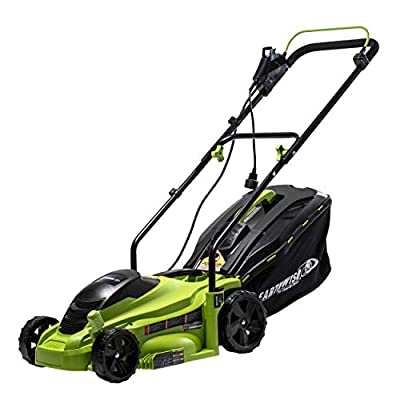Earthwise 50614 14-Inch 11-Amp Corded Electric Lawn Mower, Multi