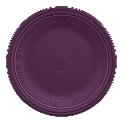 Fiesta Dinner Plate, 10-1/2-Inch, Mulberry