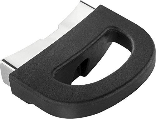Zwilling 99970-386-0EcoQuick Ersatz-Griff für Schnellkochtopf, mit Schutz vor dem Verbrennen, aus Kunststoff, schwarz 10x 10x 3cm