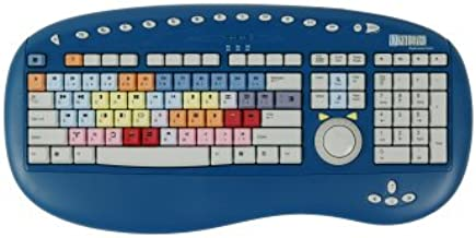 Bella Professional Series Keyboard for Avid Xpress DV (PC) - Keyboard - USB - jog/shuttle controller
