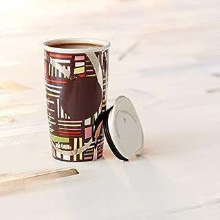 Starbucks DOT Collection Double Wall Traveler - Origin, 12 Fl Oz