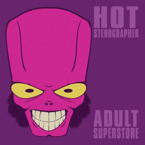 Hot Stenographer