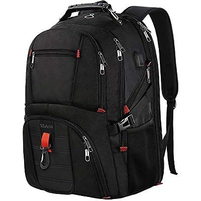 Travel Backpack for International Travel, 17 In...