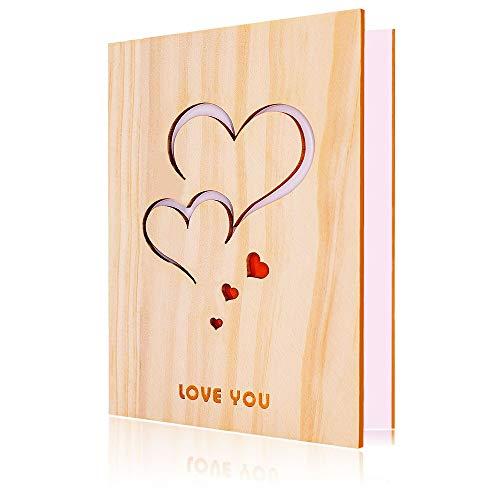 Carte de Saint-Valentin fait à la main