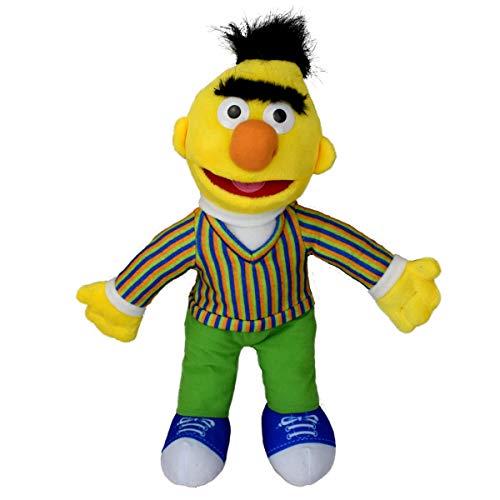 Sesamstraße Bert Kuscheltier 37cm Stofftier Teddy Plüschfigur Puppe