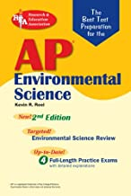AP Environmental Science (REA) - The Best Test Prep for: 2nd Edition (Advanced Placement (AP) Test Preparation)
