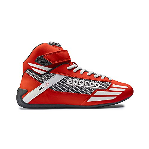 Sparco s00122630rs KB 3Trainer, rot