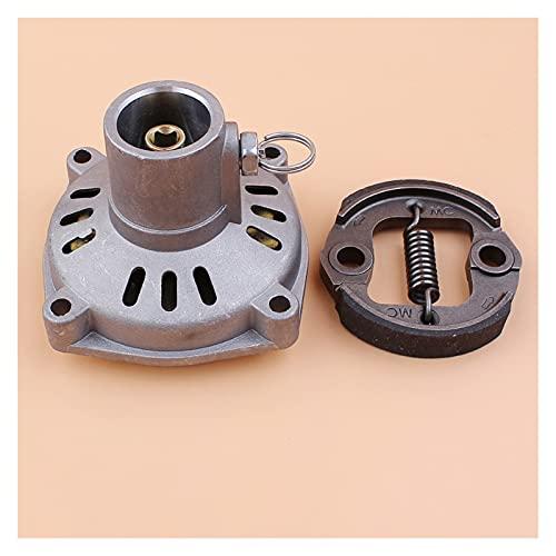 Kit de assy de la cubierta del tambor de embrague para H-ONDA GX35 GX31 GX35NT HHT31S 35cc para los cortadores de cepillos del For Motor del For Motor del For Motor del For Motor M-INI Reemplazo desga