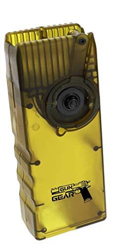 GunGear Airsoft Speeloader für MidCap Magazin M4 M16 Schnelllader mit Kurbel 6mm BBS
