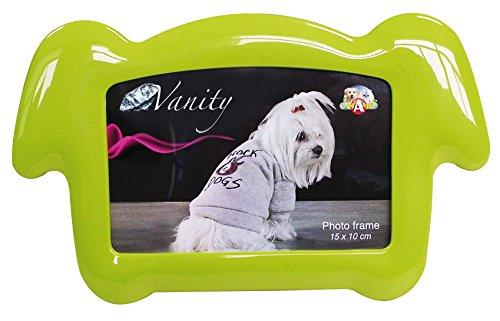 CROCI hond fotolijst geheugen, groen