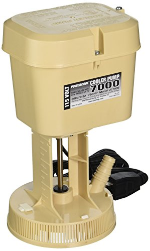 Dial Manufacturing 1075 7000CFM OFFSET PUMP
