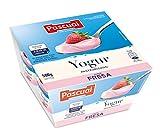 Pascual Yogur Original Sabor Fresa - Paquete de 4 x 125 gr - Total: 500 gr