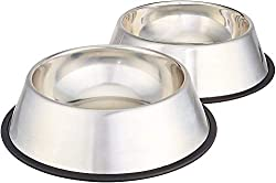 dog bowls that cannot be tipped over