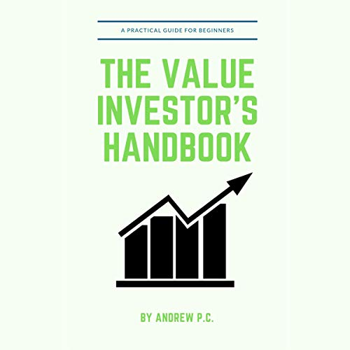 The Value Investor's Handbook: A Practical Guide for Beginners audiobook cover art