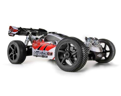 Ansmann 554150001 - Car 1:8 GP Buggy Virus 3.0-4WD Kit