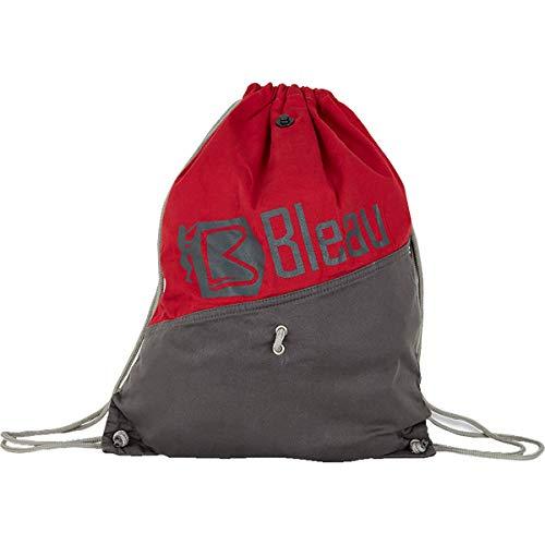 Bleau Boulderwear Borsa Bleaubag, Rosso, One Size