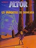 Altor, tome 4 - Les Immortels de Shinkara