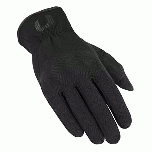 UNIK Man Summer C-58 Gloves Pair Guantes, Hombre, Negro, Small