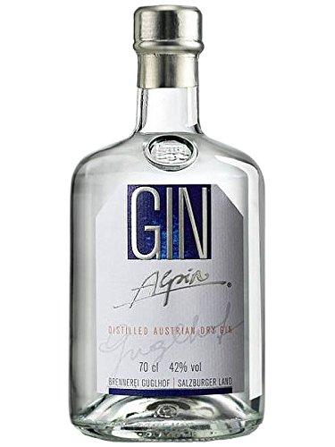 Gin Alpin Österreich Dry Gin 0,7 Liter