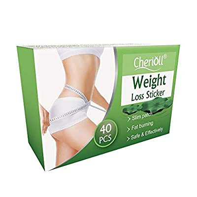 Weight Loss Sticker, Slim patch, Fast weight loss, Fat Burning Abdominal Fat Away Sticker,For Beer Belly,Buckets Waist,Waist Abdominal Fat, Quick Slimming