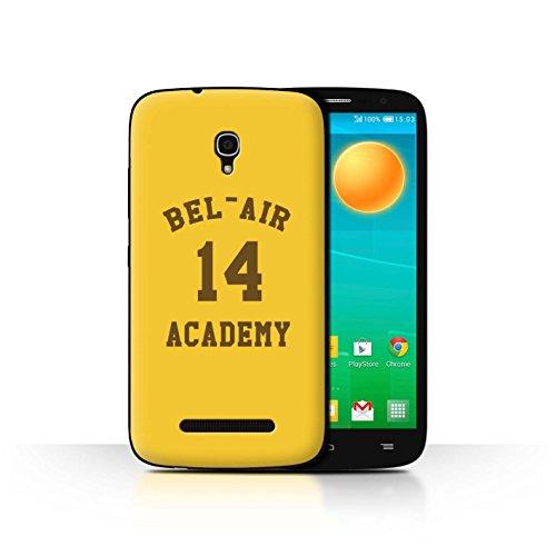 Var voor ALC-CC Grappige Prins Sitcom Alcatel OneTouch Pop S9 Bel Air Academie