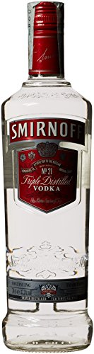 Smirnoff Red Vodka - 70 cl