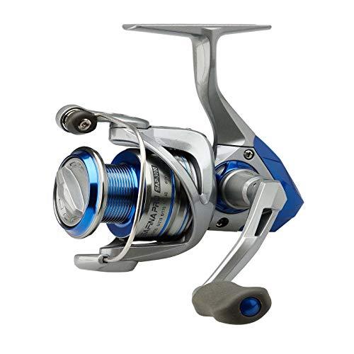 Okuma 4000 FD Safina Pro SNP - Carrete para pesca marina, carrete de pesca para truchas de mar y bacalao, carrete para pesca de cebo artificial en el mar