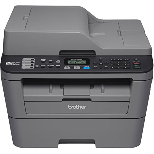 Brother MFC-L2680W Laser All-in-One Printer/Copier/Scanner/Fax Machine