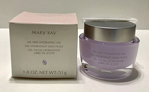 Mary Kay Oil Free Hydrating Gel Facial For Normal To Oily Skin 1.8 Oz