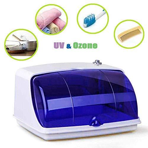 Vogvigo Gabinete de Esterilizador Profesional,Caja de Desinfección UV