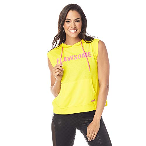 Zumba Fitness Sleeveless Womens Hoodies Gym Shirt Workout Athletic Pullover Hoodie Tank Tops for Women