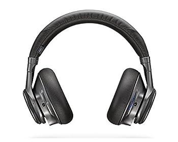 Plantronics BackBeat PRO+ Wireless Noise Canceling Hi-Fi Headphones  Renewed