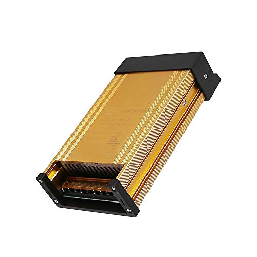 V-TAC VT-21401 Alimentatore SLIM in metallo 400W 12V 33A IP45 3 uscite con morsetti a vite - SKU 3233