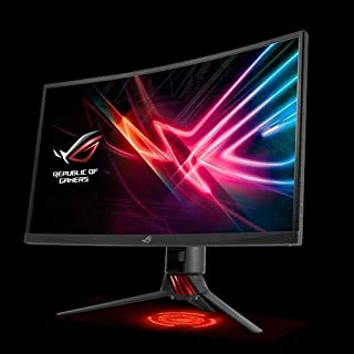 "Asus 27"" ROG Strix Curved Gaming Monitor Full HD 144Hz Low Motion Blur FreeSync - XG27VQ"