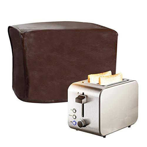 Copertura Per Macchina Per Il Pane, Copertura Antipolvere Per Tostapane Da Cucina Copertura Per Tostapane Lavabile In Lavatrice Protezione Per Due Fette E Polvere E Impronte Digitali, 28x20,5x20,5 Cm
