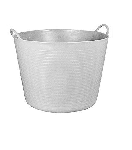 Acan Promopastor - Capazo de plástico Blanco 26 L