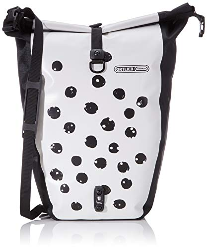 Ortlieb Unisex-Adult Back-Roller Design QL2.1 Einzeltasche Radtaschen Travel, Dots 20 l, One Size
