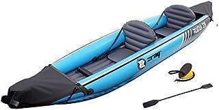 Jilong - Zray Roatan 376-kayak 2 personas - Turquesa