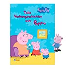 Buchspielbox Peppa Pig: Tolle Vorlesegeschichten mit Peppa (Gebundene Ausgabe) + 1 Peppa Spielfigur