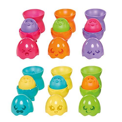 Tomy Toomies - Juego de Huevos Apilables (Bizak 30693083) , color/modelo surtido