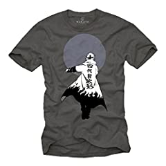 Regalos Nerd  Camiseta Naru Ninja Anime