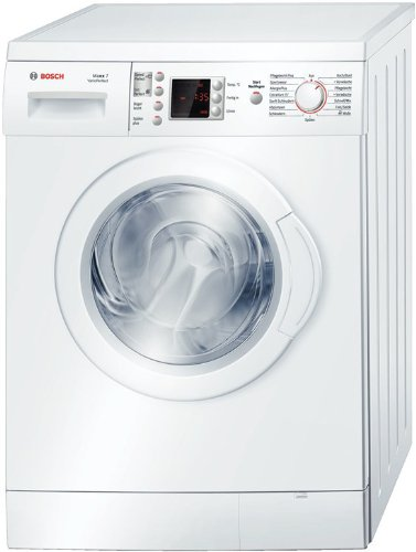 Bosch WAE28444 Waschmaschine Frontlader Maxx 7 / A++ AB / 1.05 kWh / 1400 UpM / 7 kg / 48 L / VarioPerfect / ExtraKurz-Programm / Green Technology inside