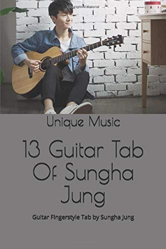 13 Guitar Tab Of Sungha Jung: Guitar Fingerstyle Tab by Sungha Jung