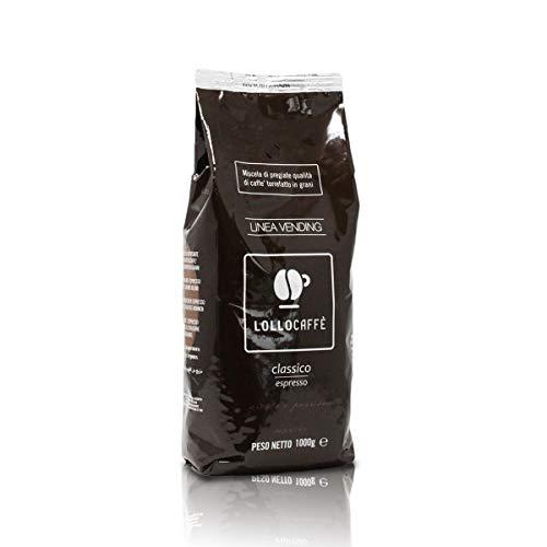 Lollo Caffe Espresso Whole Bean (Classico)