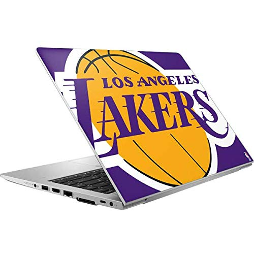 Skinit Laptop Skin for HP Elitebook 840 G6 (2019) - Officially Licensed NBA Los Angeles Lakers Large Logo Design